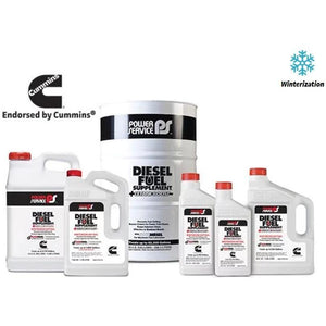 Power Service Diesel Fuel Supplement + Cetane Boost