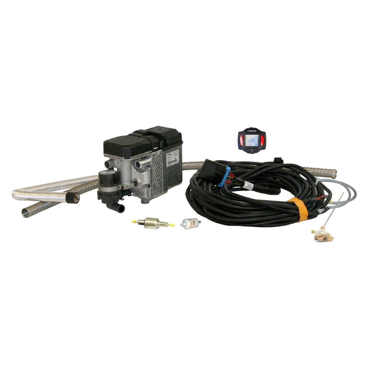 webasto thermo top c heater diesel kit with smartemp. Black Bedroom Furniture Sets. Home Design Ideas