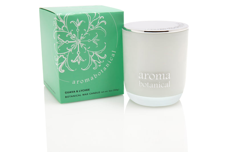 Guava & Lychee 165g Candle