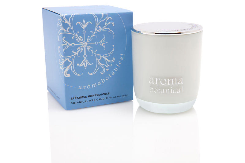 Japanese Honeysuckle 165g Candle