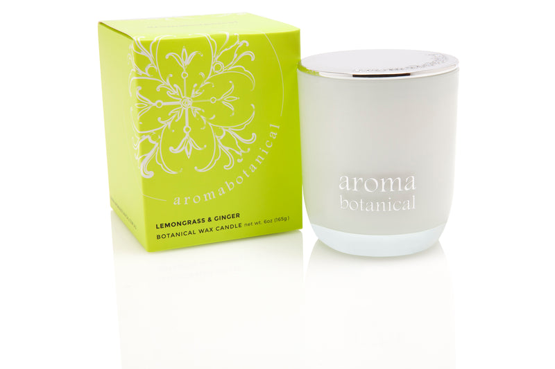 Lemongrass & Ginger 165g Candle