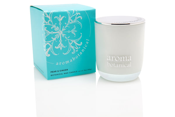 Pear & Ginger 165g Candle