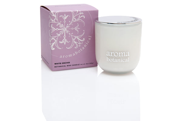 White Orchid 165g Candle