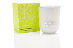 Lemongrass & Ginger 375g Candle