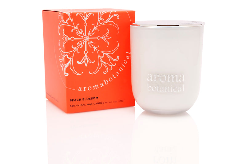 Peach Blossom 390g Candle