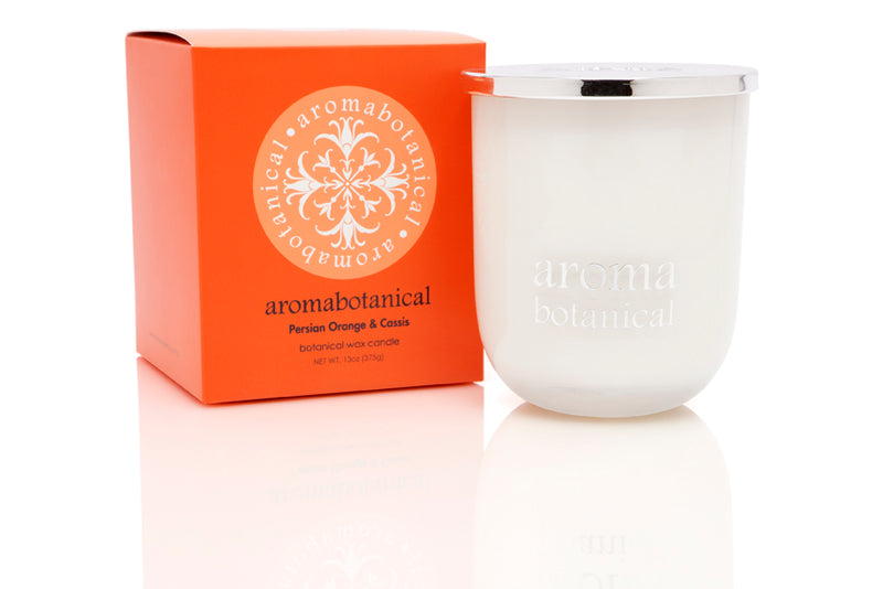 Persian Orange & Cassis 375g Candle