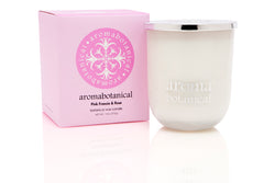 Pink Freesia & Rose 375g Candle