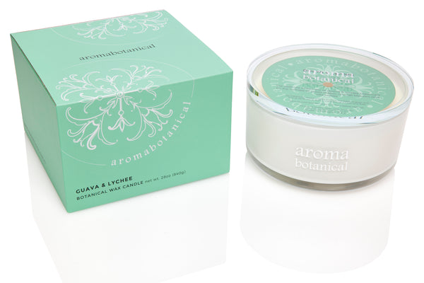 Guava & Lychee 840g Candle