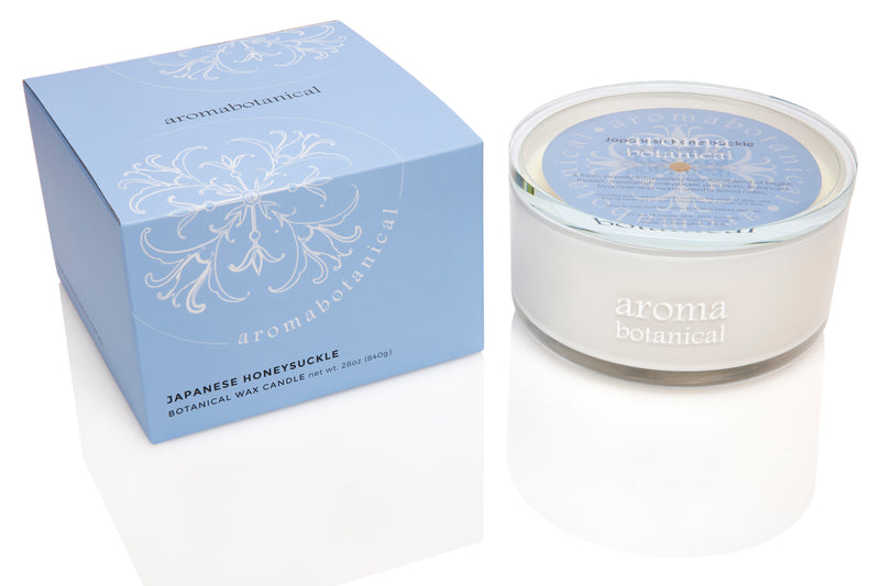 Japanese Honeysuckle 840g Candle