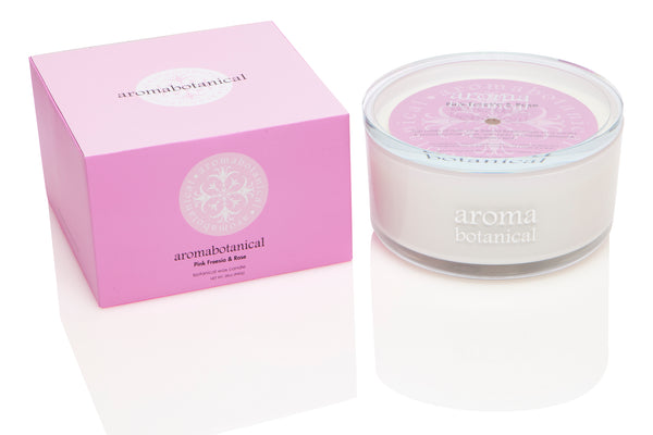 Pink Freesia & Rose 840g Candle