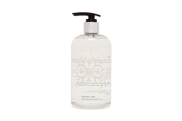 Coconut Lime 500ml Hand & Body Wash