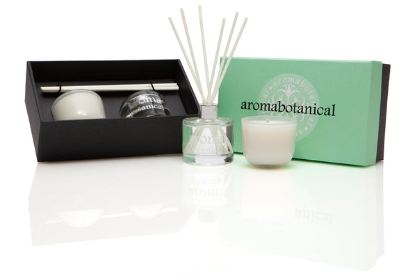Guava & Lychee Diffuser and Candle Gift Set