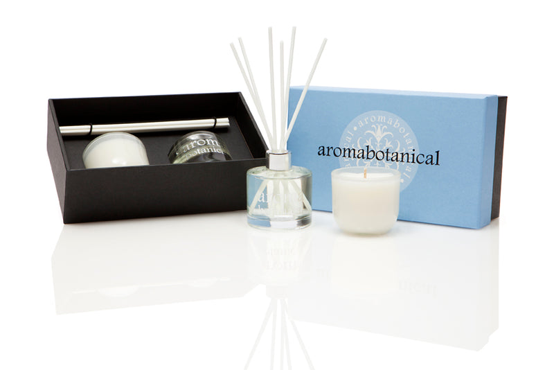 Japanese Honeysuckle Diffuser and Candle Gift Set