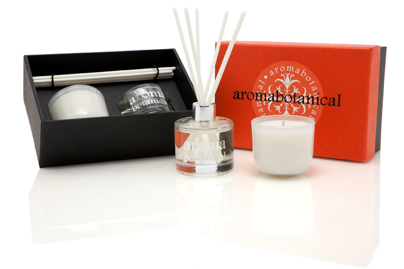 Persian Orange & Cassis Diffuser and Candle Gift Set
