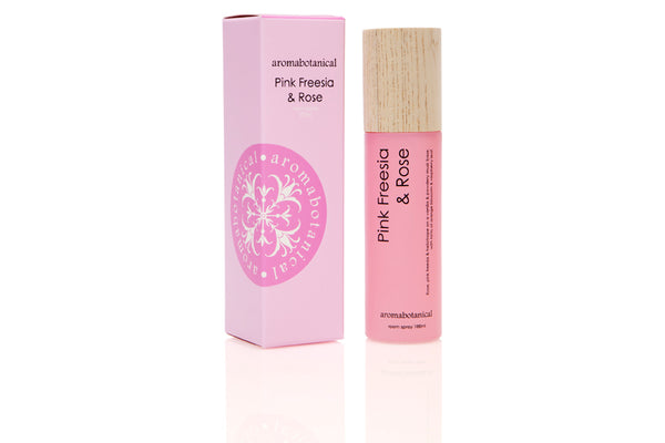 Pink Freesia & Rose 100ml Room Spray
