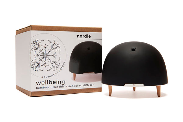 Nordie Ultrasonic Diffuser - Black