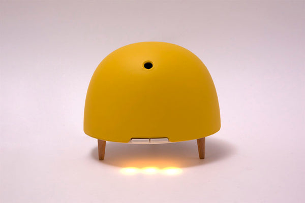 Nordie Ultrasonic Diffuser - Yellow