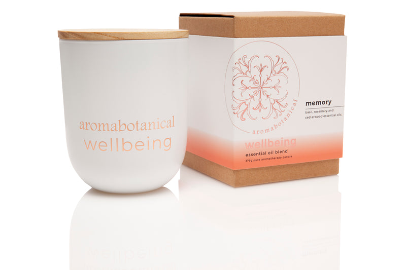 Memory Aromatherapy 375g Candle
