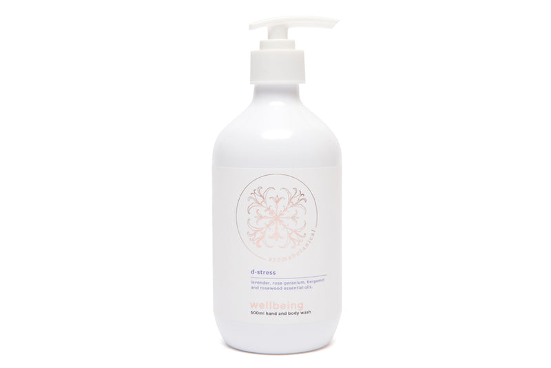 D-Stress Aromatherapy 500ml Hand & Body Lotion