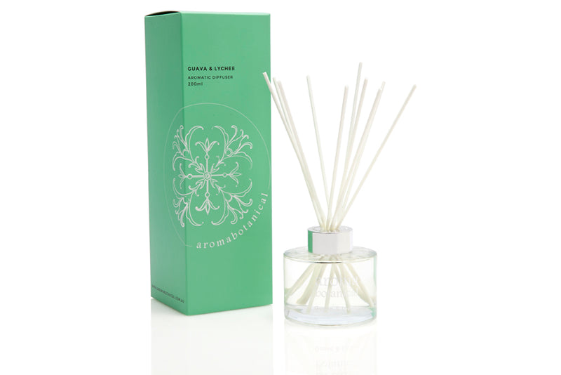 Guava & Lychee 200ml Reed Diffuser