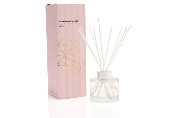 Marshmallow Rose 200ml Reed Diffuser