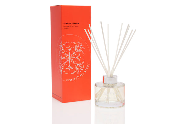 Peach Blossom 200ml Reed Diffuser