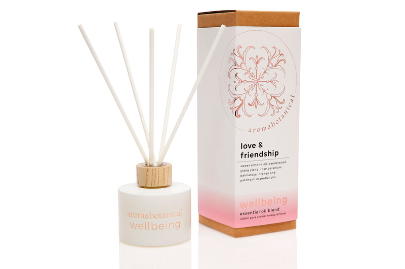 Love & Friendship 200ml Reed Diffuser