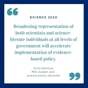 Why we need scientific literacy in government to solve the problems of 2020