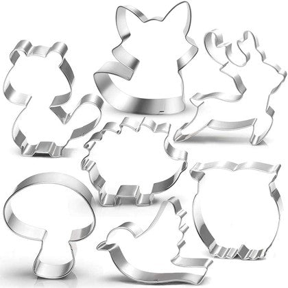 Forest-Animal-Cookie-Cutters