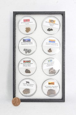 Meteorite-Fragments-from-Around-The-World-by-Rocksbury-Place