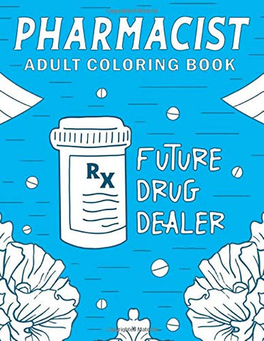 Pharmacist-Adult-Coloring-Book