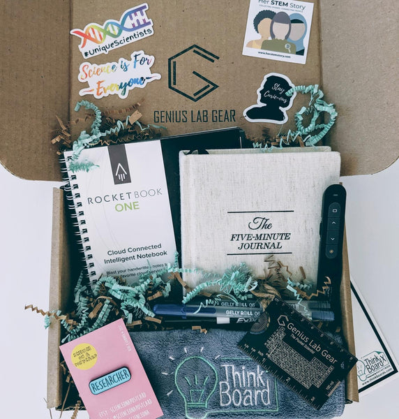 STEM gift box for engineers and scientists