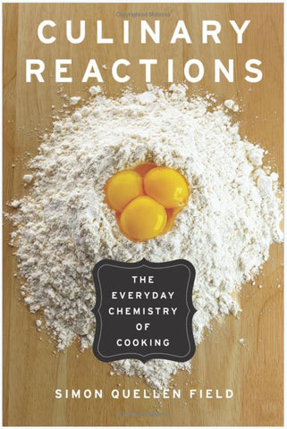 culinary reactions chemistry cookbook