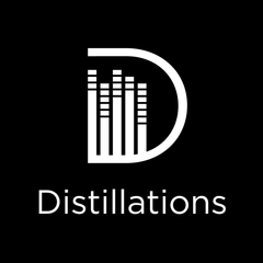 distillations podcast logo
