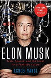 elon musk engineering book
