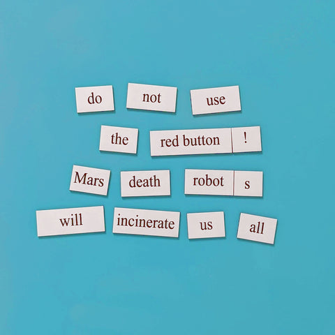 funny electrical engineering word magnets