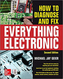 How to Diagnose and Fix Everything Electronic (2nd Edition)
