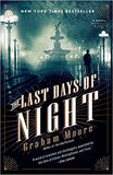 the last days of night book