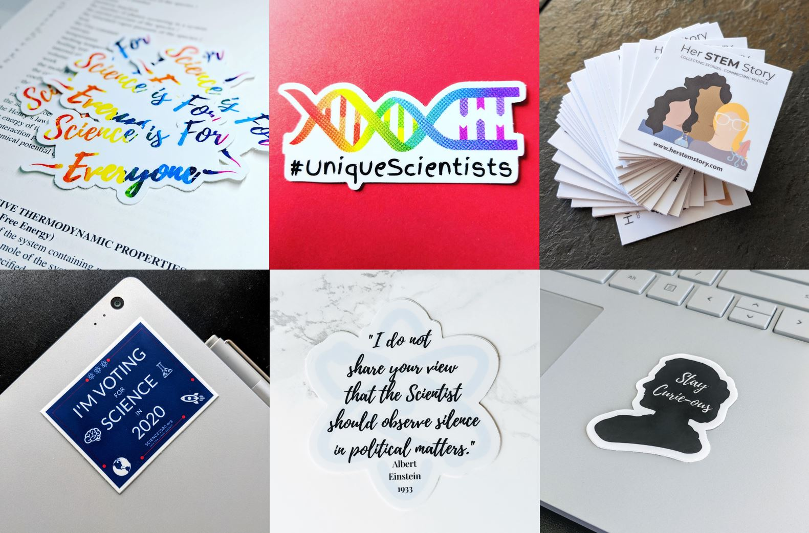 gifts for scientists and engineers