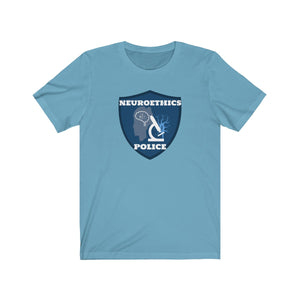 Neuroethics Police Tee - Shield Logo