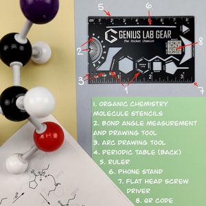 organic chemistry drawing template