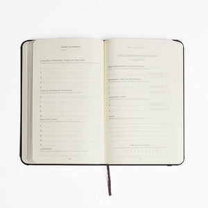 The Productivity Planner for academic and science writing