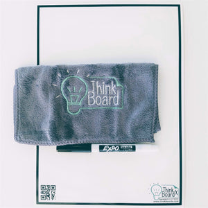 Thinkboard X Rocketbook digital dry erase board for scientists and engineers