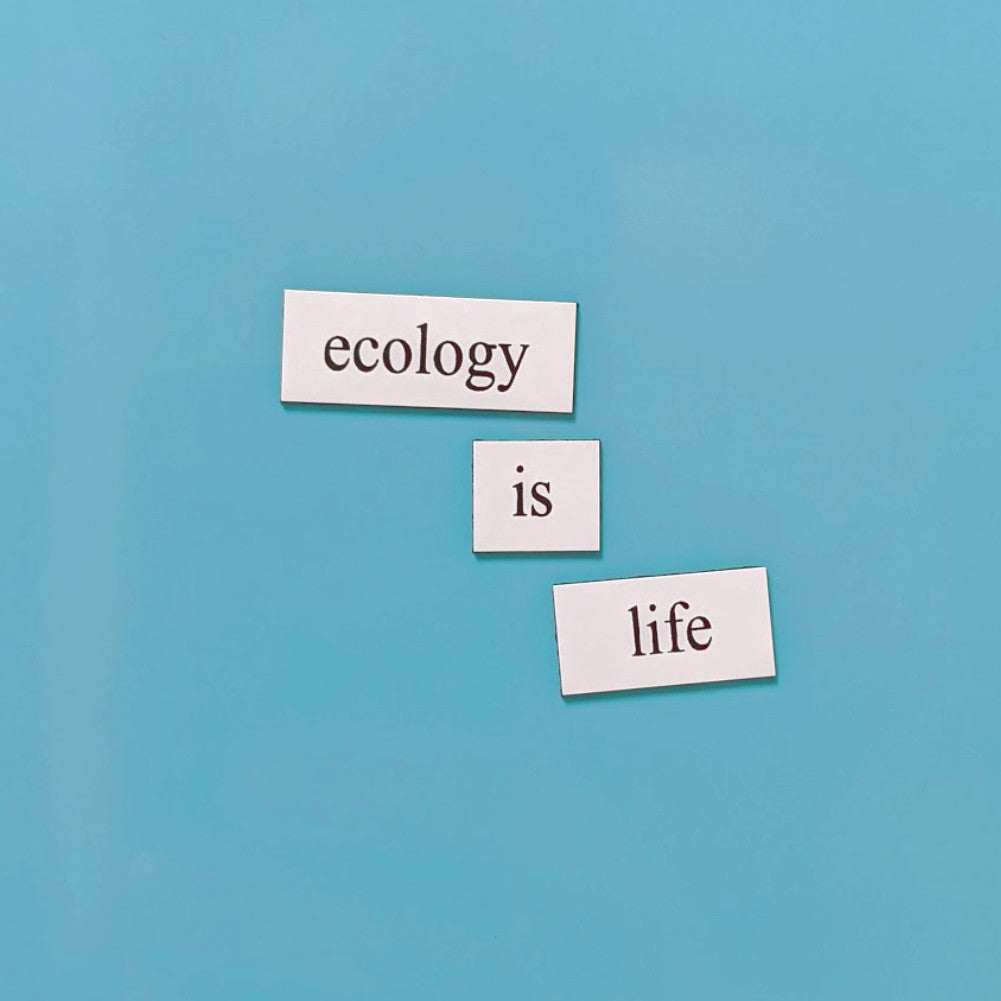 Ecology Word Magnets