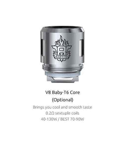 SMOK TFV8 Baby Coils 5-Pack