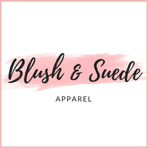 Blush & Suede Casual Dresses