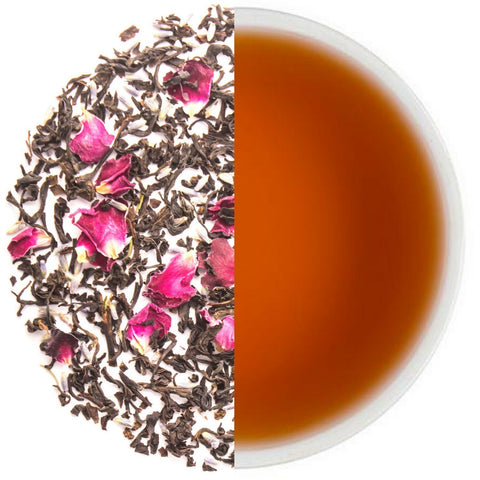 Rose Lavender Black Tea