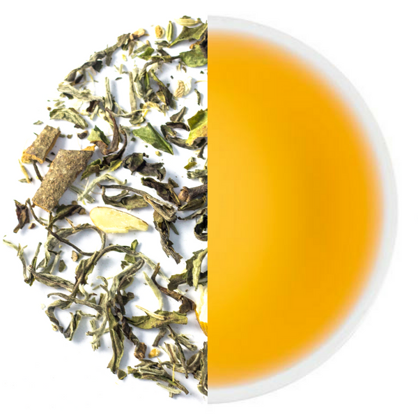 White Tea Ayurvedic Chai