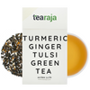 Turmeric Ginger Tulsi Green Tea