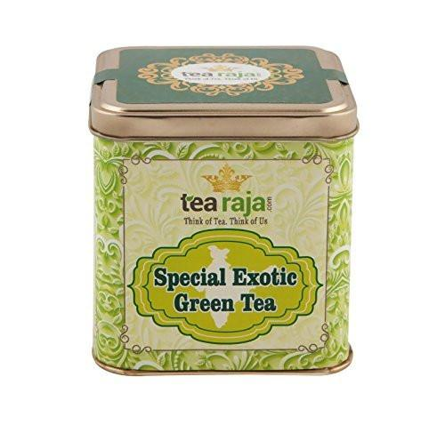TeaRaja Special Exotic Green Tea